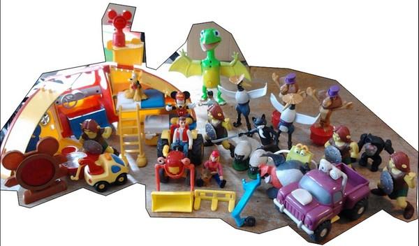 Mikey tracteur tom boutique occas - Jeux de tracteur tom ...